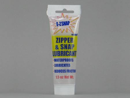 E-Z Snap Zipper & Snap Lubricant