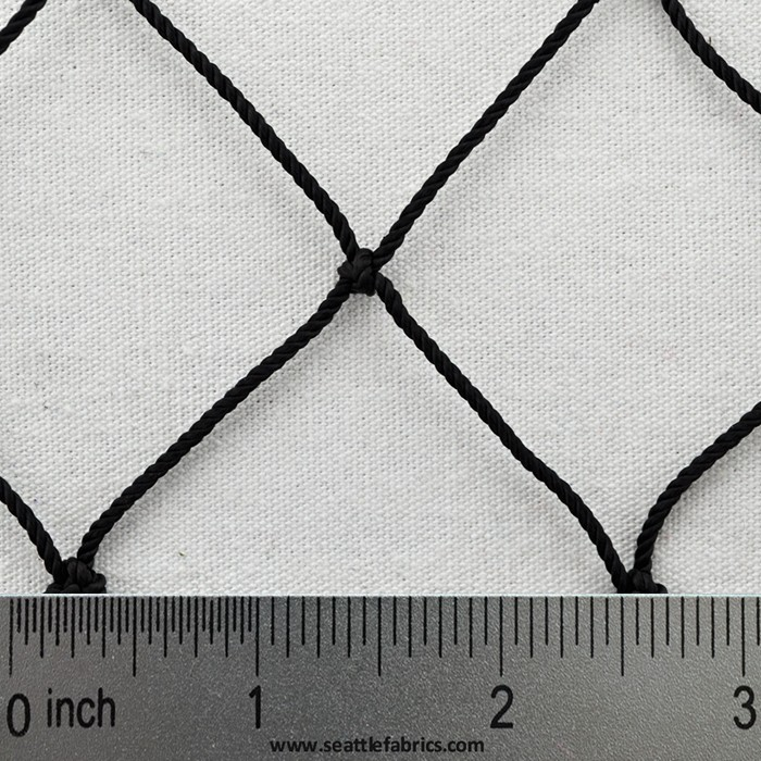 10' Knotted Cargo Netting @ $14.95/ linear yard