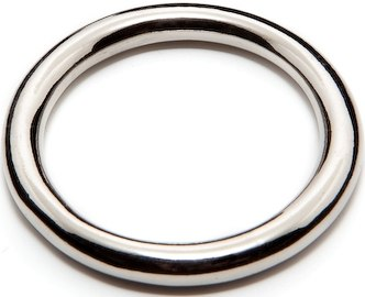 Metal O-Rings in Nickel Plated Steel