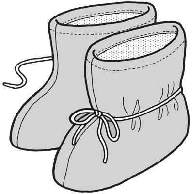 GP302 ADULT'S INSULATED BOOTIES