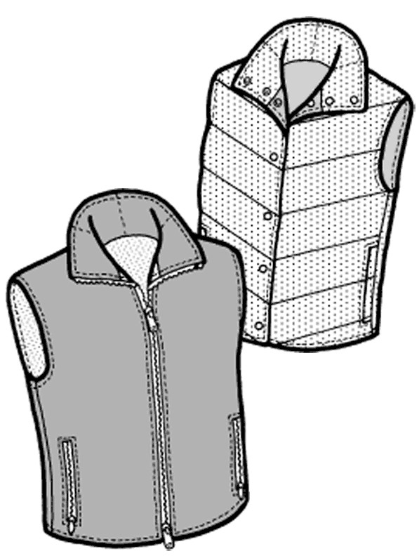 GP102 MEN'S SANTIAM VEST