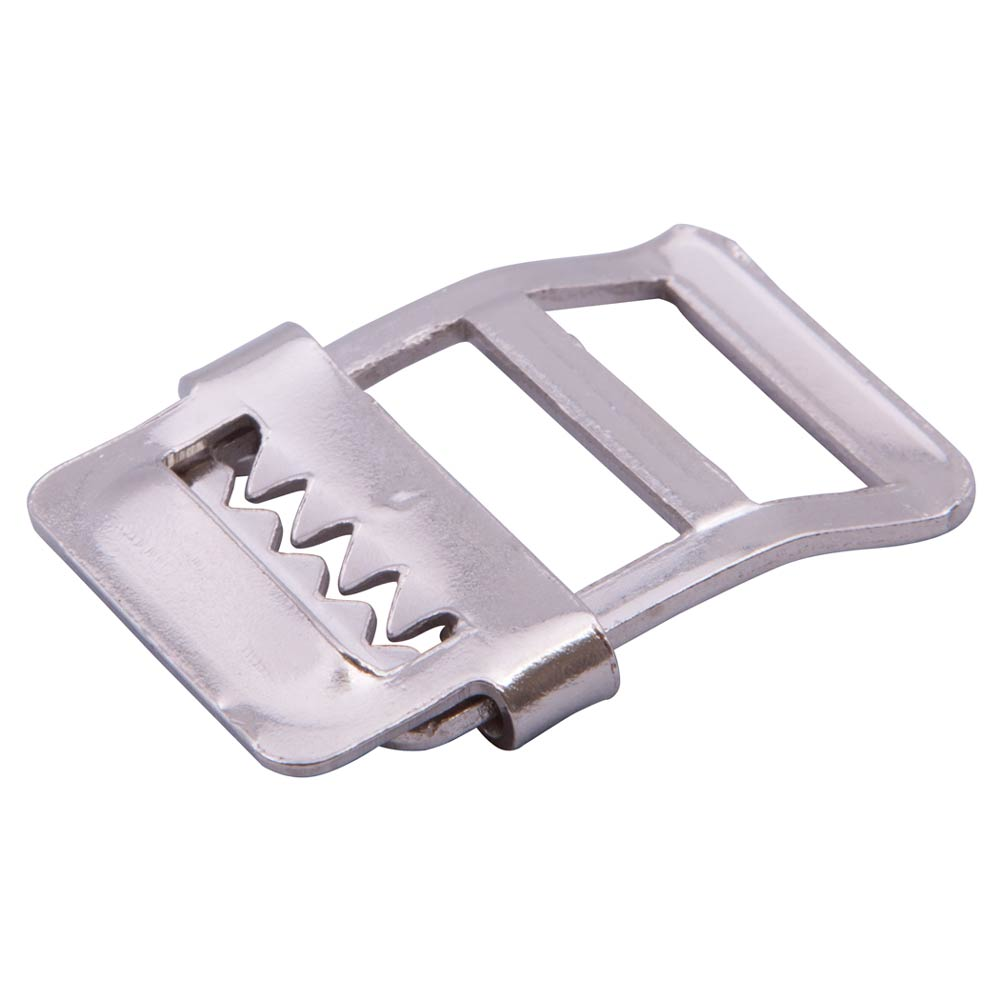 Metal Release Ladder Lock in Nickel Plated Steel