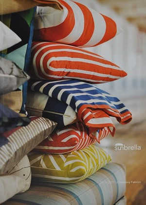 Sunbrella Furniture Fabric Sample Pack