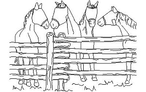 S7700 FLY MASK PATTERN