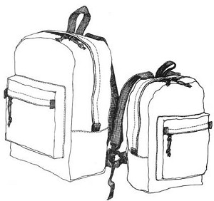 RS140 DAY PACK