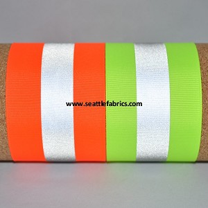 "3"" Reflective Ribbon @ $3.50/ yard"
