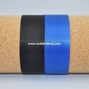 "1-1/2"" 4 Bar Nylon Seatbelt Weave Nylon Webbing @$1.35/ yard"