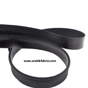 YKK® #5 Coil Water Resistant Zipper Tape by the Yard