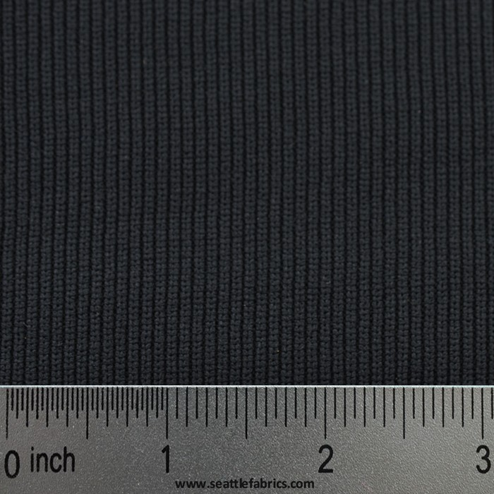 1x1 Rib Knit Rib Knit Fabric By The Inch Seattle Fabrics