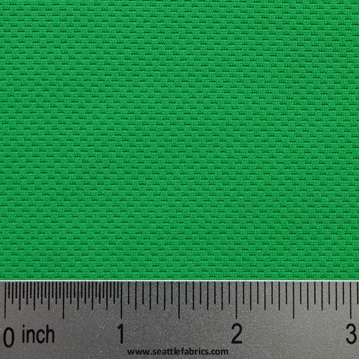 Active Dry Wicking Jersey Mesh @ $12.95/ linear yard