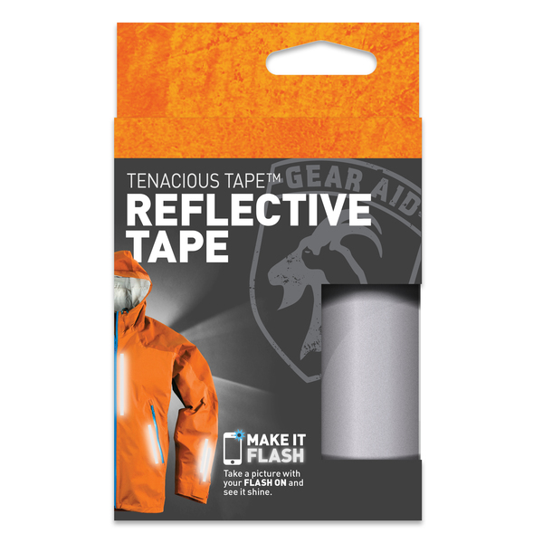 Tenacious Tape™ Reflective Fabric Tape  sc 1 st  Seattle Fabrics & Gore-Tex Fabric Repair Kit | Fabric Repair Patches