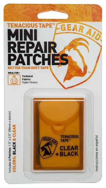 Tenacious Tape™ Mini Repair Patches
