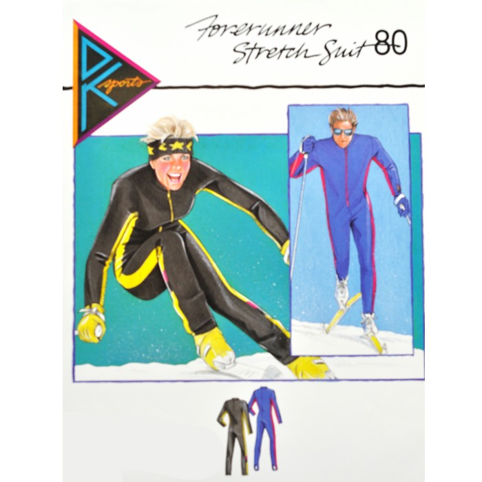 DK 80 4RUNNER STRETCH SUIT PATTERN
