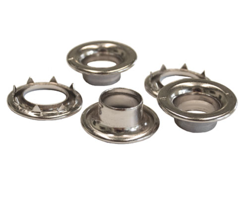 Gross - Spur Grommets Nickel