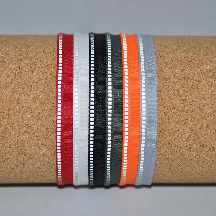Reflective Piping Tape @ $3.50/ yard