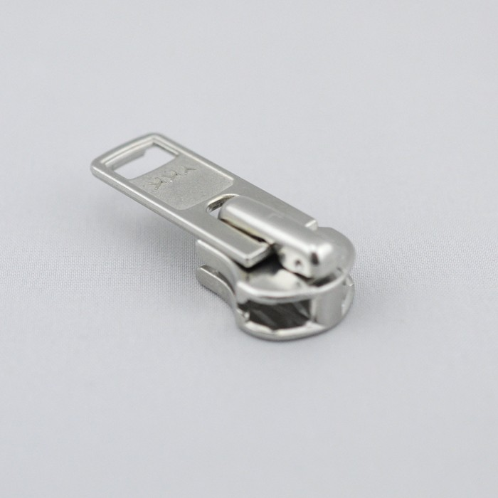 YKK® #10 Metal Zipper Sliders for Aluminum Zipper Tape
