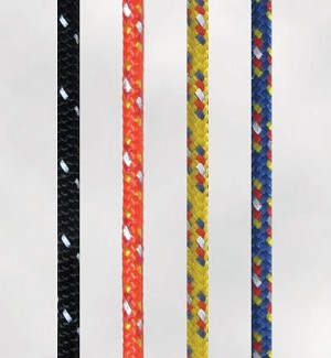 2.75 MM GloCord Reflective Patterned Nylon Accessory Cord @ $1.50/ yard