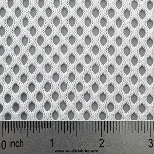 "60"" 3557 Nylon Athletic Mesh @ $10.95 - $12.95/ linear yard"