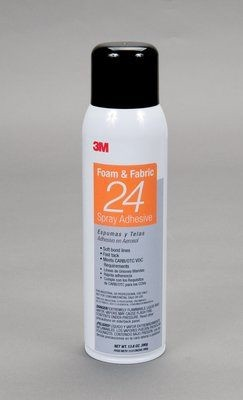 3M® Foam & Fabric 24 Spray Adhesive