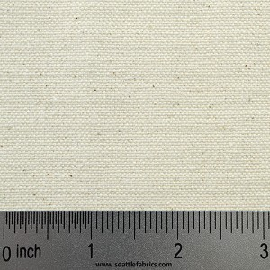 "36"", 48"", 60"", and 72"" - 10 Ounce Single Fill Weighted Canvas Natural Untreated @ $3.99 to $7.00/ linear yard"