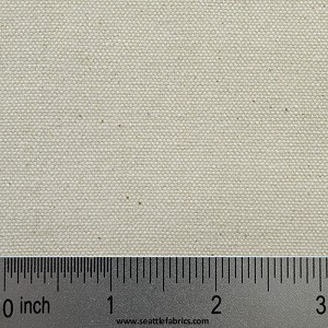 "60"" 12 Ounce #12 Duck - Double Fill Natural Untreated Canvas @ $9.25/ linear yard"