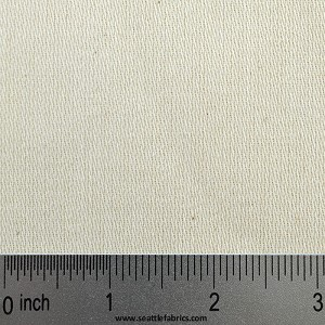 "65"" 9 Ounce Sateen Weave Natural Untreated Canvas @ $7.99 / linear yard"