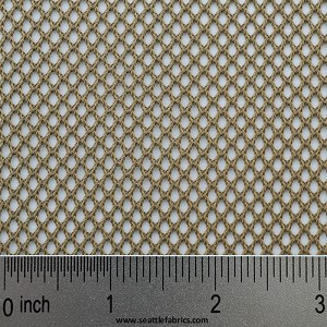 "60"" Heavy Polyester Mesh @ $12.50/ linear yard"