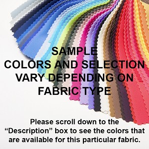 "60"" 600 D SuperGlo Reflective Polyester Sample Pack"