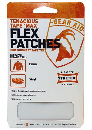 Tenacious Tape™ Max Flex Patches