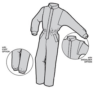GP142 MEN'S  BLACK BUTTE JUMPSUIT PATTERN
