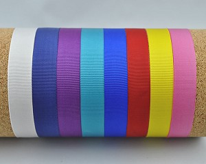 "3/4"" Grosgrain Ribbon @ 45¢/ yard"