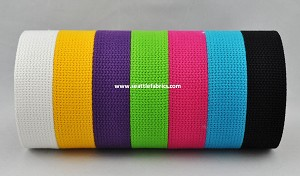 "1-1/4"" Cotton Belt Webbing @ $2.50/ yard"