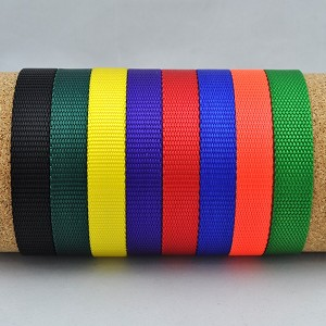 "3/4"" 0755 Heavy Nylon Webbing @ $1.30/ yard"